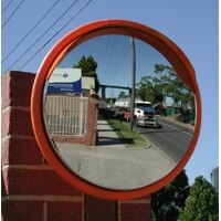 Stainless Steel Traffic Convex Mirror