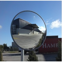 Outdoor Stainless Steel Mirror