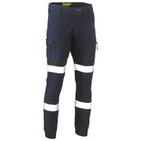 Bisley Flx and Move Taped Stretch Cargo Cuffed Pants