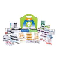 R2 Constructa Max First Aid Kit Plastic Portable