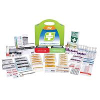 R2 Plumbers & Gasfitters First Aid Kit Plastic Portable