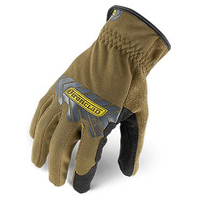 Ironclad Command Utility Brown Work Gloves