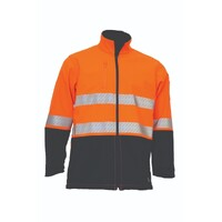 KM Workwear Softshell Jacket with Tape