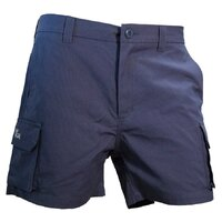 KM Workwear Cargo Shorts Navy