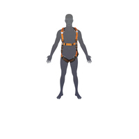 Elite Riggers Harness Standard (M L) cw Harness Bag (NBHAR)
