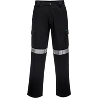 Prime Mover Lightweight Cargo Pants with Tape