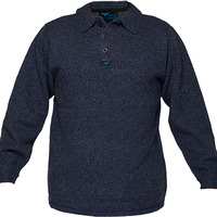 Prime Mover Wool Knit Jumper
