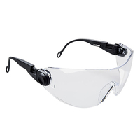 Contour Safety Spectacles Clear Regular