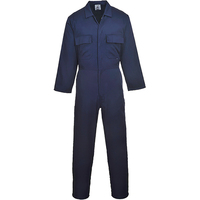 Portwest Euro Work Polycotton Coverall