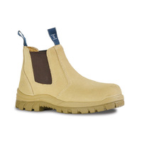 Bata Industrials Mercury Safety Work Boots Sand