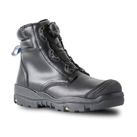 Bata Industrials Ranger BOA Safety Work Boots Black