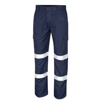 Bool Workwear HRC2 Flame Retardant Cargo Pants with Biomotion Loxy FR Tape