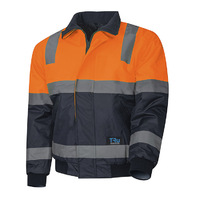TRU Workwear Pilot Jacket with TruVis Reflective Tape