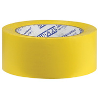 Floor Marking Safety Tape Yellow/Black 48mm x 33meter